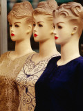 Mannequins in Textile Suq Photographic Print by Phil Weymouth