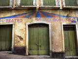 Old Puppet Theatre at Rua Do Giz Photographic Print by Viviane Ponti
