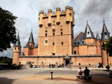 The Alcazar of Segovia (Segovia Castle) Photographic Print by Bruce Bi