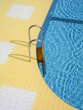Swimming Pool Photographic Print by Richard Cummins