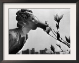 Earth Day, New York, New York, c.1970 Framed Photographic Print