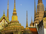 Wat Pho Temple, Rattanakosin District Photographic Print by Richard Cummins