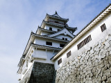Karatsu Castle and Wall Photographic Print by Shayne Hill