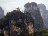 Yangshuo's Karst Peaks Photographic Print by Sean Caffrey