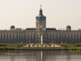 Charlottenburg Palace on River Spree, Charlottenburg Reproduction photographique par Mark Daffey