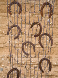 Horseshoes, Degrazia Gallery in the Sun Photographic Print by Richard Cummins