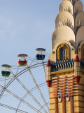 Ferris Wheel at Luna Park. Photographic Print by Andrew Watson