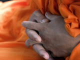 Monk's Hands Photographic Print by Brian Cruickshank