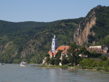 Town in Wachau Valley Photographic Print by Roberto Gerometta