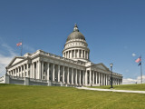 State Capitol Building Photographic Print by Stephen Saks