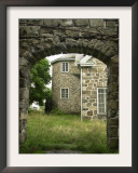 Abandoned 578-Acre Lusscroft Farm in Wantage, New Jersey, July 28, 2004 Framed Photographic Print by Mike Derer