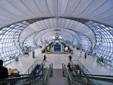 Suvarnabhumi Airport Photographic Print by Wilbowo Rusli