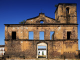 Colonial Ruins of (St Matthew) Sao Matias Da Matriz Church Photographic Print by Viviane Ponti
