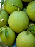 Pomelos for Sale at or Tor Kor Market Photographic Print by Austin Bush