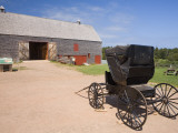Barn and Carriage at Green Gables House Photographic Print by Andrew Bain