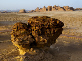 Rock around the Archaeological Site Photographic Print by Aldo Pavan