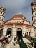 Orthodox Cathedral, Korca Photographic Print by Patrick Syder