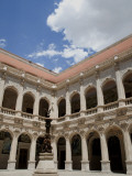 Courtyard of Palacio De Gobierno Photographic Print by Sabrina Dalbesio
