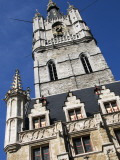 The Ghent Belfry (Belfort) Reproduction photographique par Krzysztof Dydynski