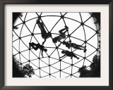 Playground, Columbia, Missouri, c.1981 Framed Photographic Print by R. Rogers
