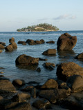 Rocky Shore of La Guaira Photographic Print by Alfredo Maiquez