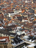 City Rooftops in Winter Photographic Print by Richard l'Anson