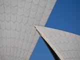 Sails of Opera House Fotografisk tryk af Shayne Hill