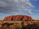 Uluru Photographic Print by Angus Oborn