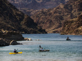 Temple Bar Marina-Lake Mead National Recreation Area-Nevada-200 Photographic Print by Mark Newman