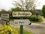Signposts Detail Fotografie-Druck von Barbara Van Zanten