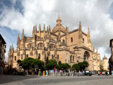 Catedral De Segovia (Segovia Cathedral) Photographic Print by Bruce Bi