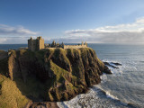 Dunnottar Castle Photographic Print by Sean Caffrey