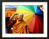 The Dalai Lama Framed Photographic Print