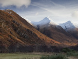 Glen Shiel Photographic Print by Sean Caffrey