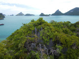 Ang Thong Marine Park Photographic Print by Austin Bush