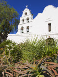 Bell Tower at Mission Basilica San Diego De Alcala Photographic Print by Richard Cummins