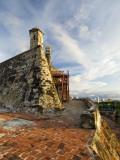 San Felipe De Barajas Fort Photographic Print by Alfredo Maiquez