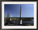 Penobscot Narrows Observatory, Prospect, Maine Framed Photographic Print by Robert F. Bukaty