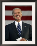 Joe Biden, Charlotte, NC Framed Photographic Print