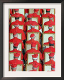 Old Cardinals are Seen During the Concistory Framed Photographic Print