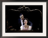 """Love Never Dies,"" The Sequel to the Phantom of the Opera, at the Adelphi Theatre in Central London Framed Photographic Print"