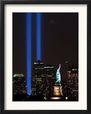 A Tribute in Light Framed Photographic Print