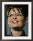 Sarah Palin, Golden, CO Framed Photographic Print