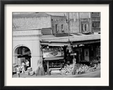 The French Market in New Orleans Framed Photographic Print