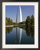 The Gateway Arch Framed Photographic Print