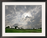 107th U.S. Open Championship, Oakmont, Pennsylvania Framed Photographic Print by Gene J. Puskar