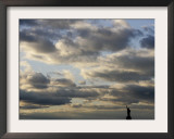 The Statue of Liberty, New York, Wednesday, October 25, 2006 Framed Photographic Print by Seth Wenig