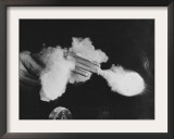 Smoking Gun, c.1939 Framed Photographic Print