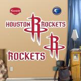 Houston Rockets Logo Wall Decal