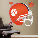 Clemson Helmet Wall Decal